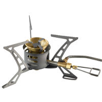 Primus OmniLite TI - titanium mulitfuel stove