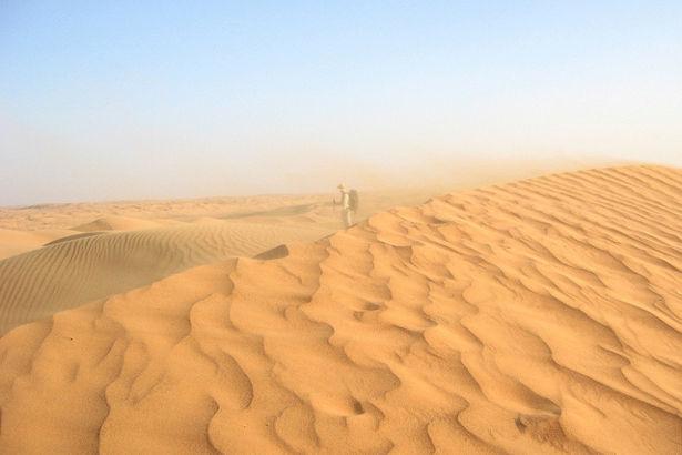 Desert Storm in Oman