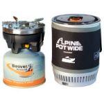 All-in-One Stove: Kovea Alpine Pot Wide