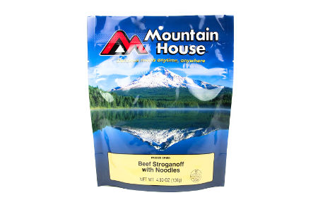 Dehydrated Expedition Rations - Mountin House