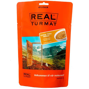 Dehydrated Expedition Rations - Real Turmat