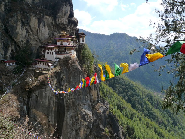 How To Get Expedition Sponsorship - Bhutan, Tiger's Nest