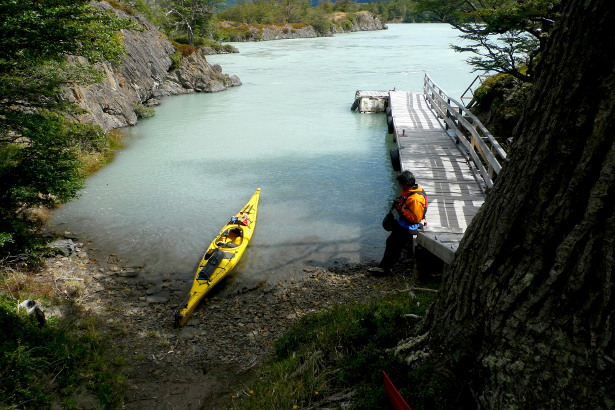 How To Plan An Expedition - Kayaking in glacial waters
