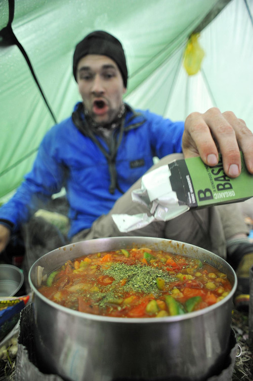 How To Plan An Expedition - Cooking in the Altai Mountains