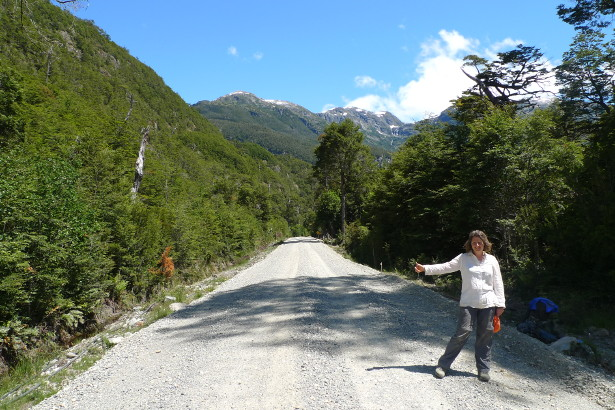How To Plan An Expedition - Hitch hiking in Chile