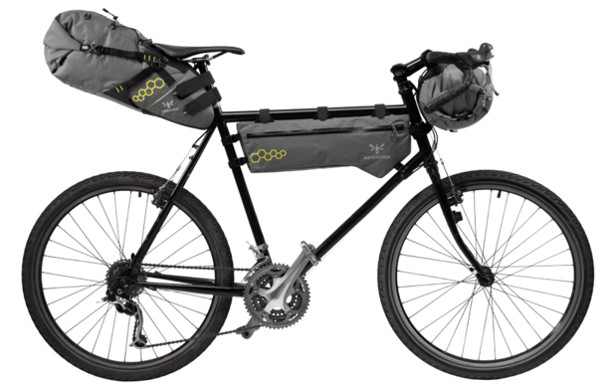 Bikepacking Bags Review The Next Challenge
