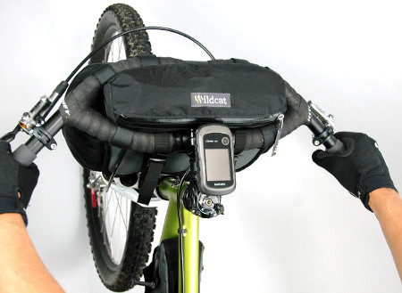 Wildcat 'Jones bar' bikepacking bag