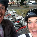 Cycling the Berlin Wall