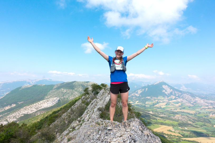 Lisa Trollope - Running all the Munros