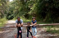 Walking the Western Ghats with 4-Year-Old Twins