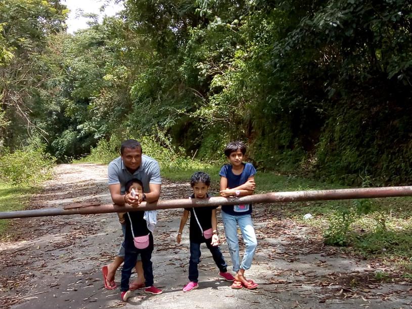 Walking in the Western Ghats