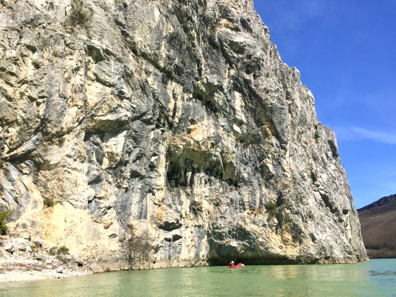 Kayaking the Drin - Val Ismaili
