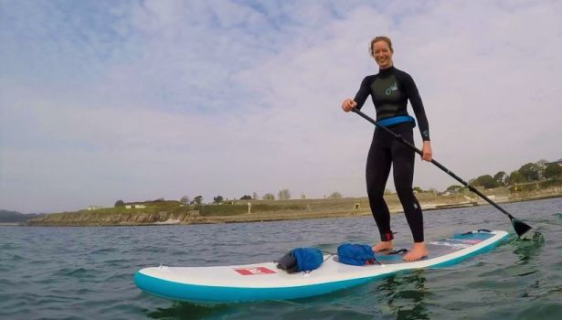 Jo Laird - Paddleboarding the longest lakes
