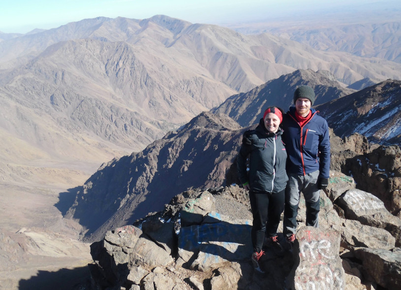Trekking Morocco Atlas Mountains