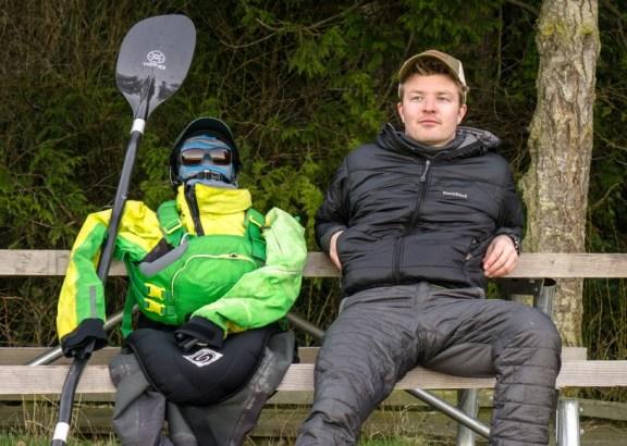 Will Baker - Kayaking around Iceland