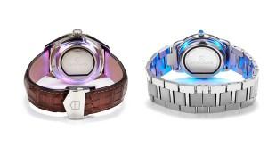 """""""Chronos' smartwatch disc"""""""
