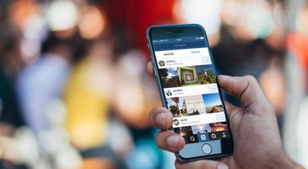 instagram iphone