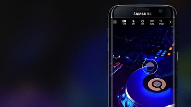 Samsung Galaxy S8 conceptual image