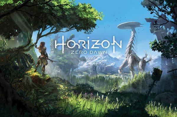 Horizon Zero Dawn title image