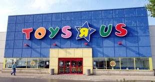 A shop Toys R Us