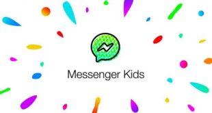 The logo of Messenger Kids