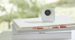 The Google Clip camera