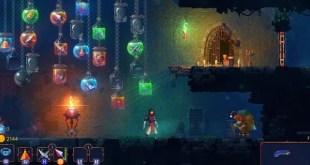 A screenshot from Dead Cells