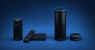 Three Alexa devices