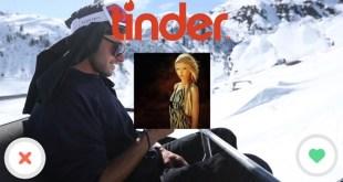 Tinder user