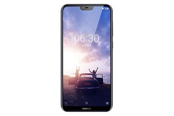 The Nokia X6