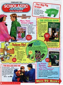These catalogs held such promise! Like will Marianne and Logan kiss?!