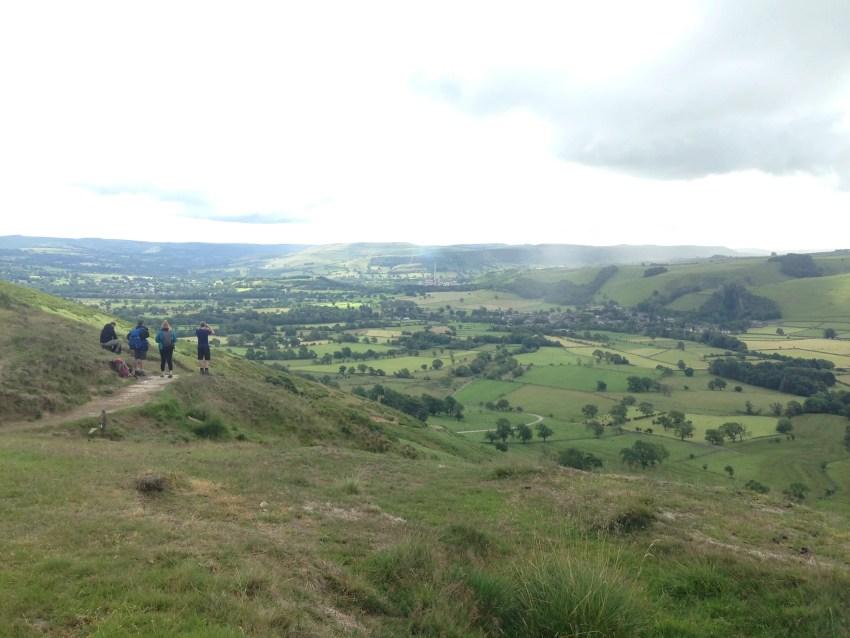 Mam Tor-The Peak District