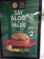 Crazy McDonalds offerings