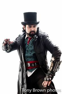 Facebook: JMS Cosplay - https://www.facebook.com/jmsofdc/ I've been cosplaying on and off, since 2007. But since 2016 began, I've been cosplaying more consistently, attending frequent conventions with friends, and since having been part of a fantastic cosplay group. To me cosplay is an amazing social hobby of self-expression that allows you to use your creativity and imagination in multiple areas, all while socializing with plenty of fun and amazing people.