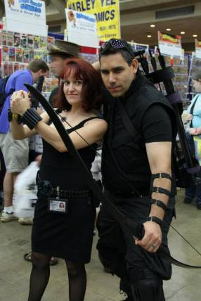 Twitter - @MarcLombardi and @AutumnHeart This was our first actual cosplay from Baltimore back in 2012. In 2017 we plan to embrace cosplay and attend some conventions in costume.