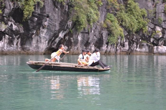 Excursión a la Bahía de Halong desde Hanoi
