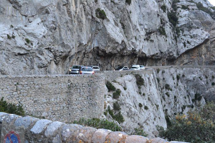 Visitas de la ruta de los Cátaros