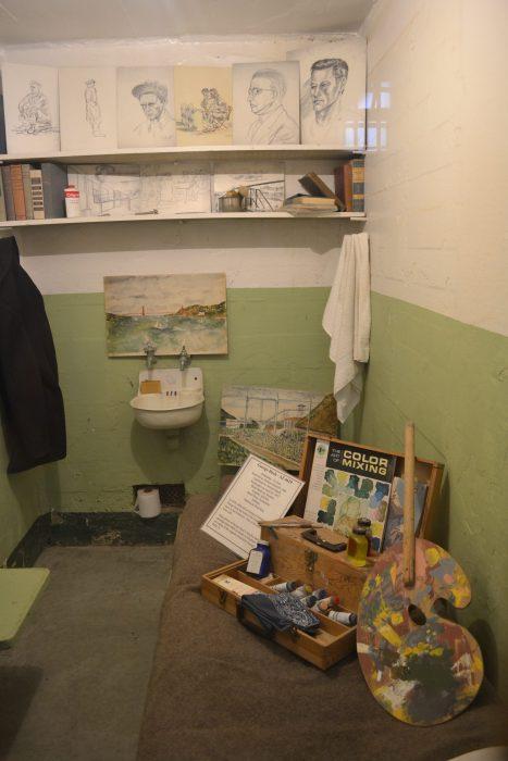 Visita nocturna a Alcatraz