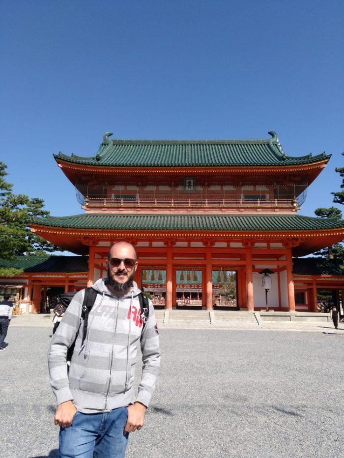 Paseo a pie por Kioto