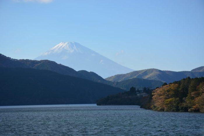 Mejores lugares desde donde ver el Fuji
