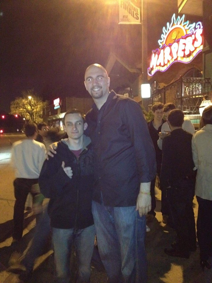Taking a stand with former Michigan St. alum Anthony Ianni