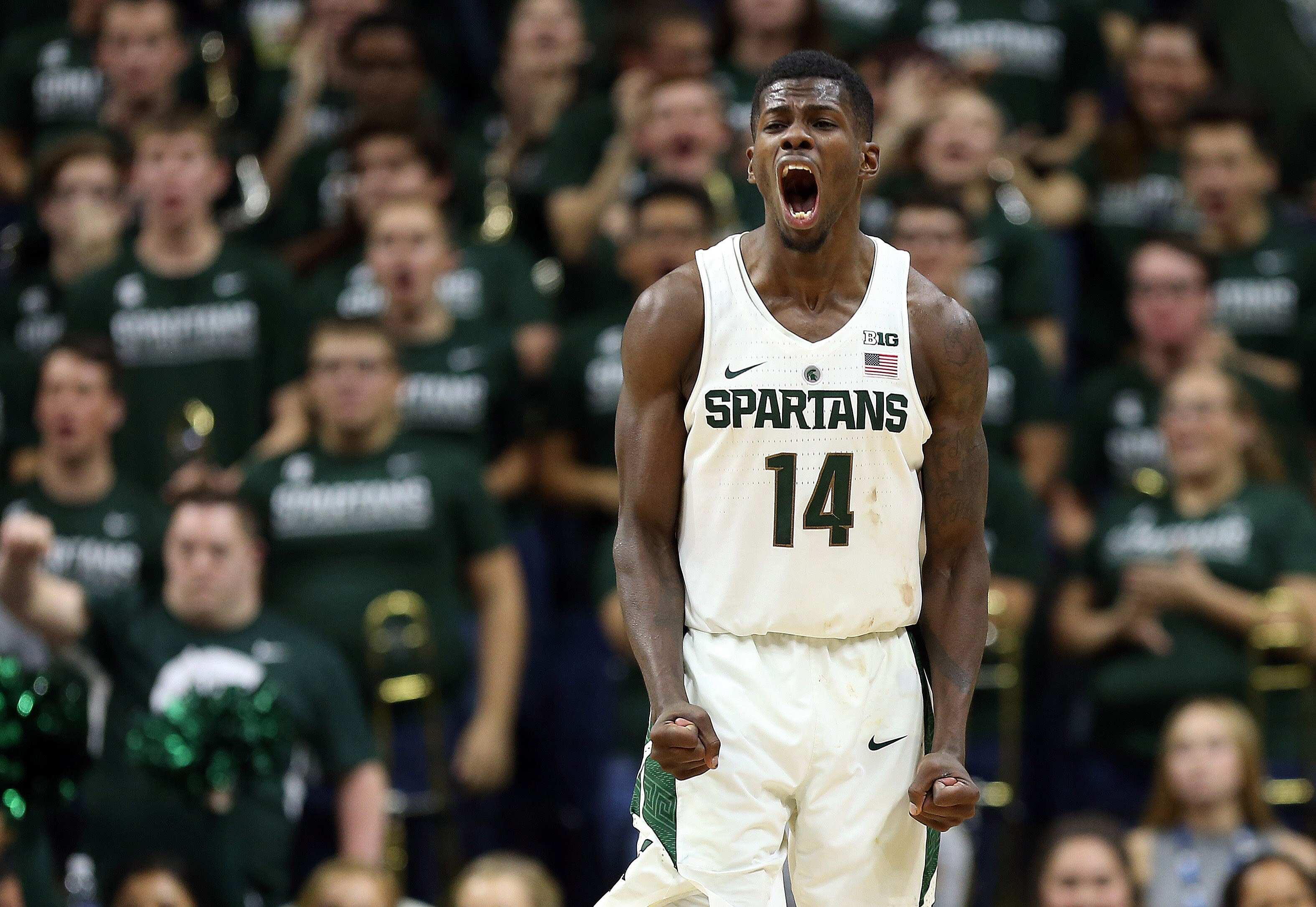 After a minor setback, Eron Harris is putting the world on notice