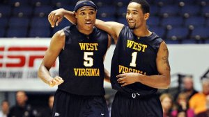 Kevin Jones has been around the world, but all roads lead home to West Virginia
