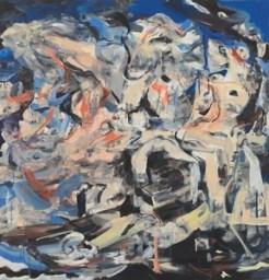 The Last Shipwreck, Cecily Brown