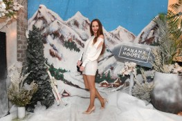 Melissa Lucarelli Panama House - Snow House Event - Tuesday 9th July, 2019 Photographer: Belinda Rolland © 2019