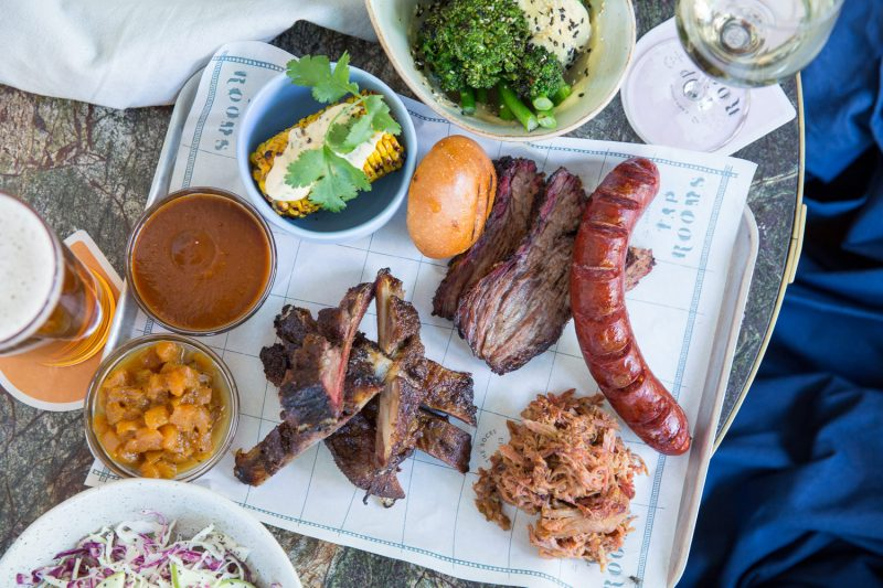 Endeavour Tap Rooms_Smokin Sunday_Smoked Meats Platter