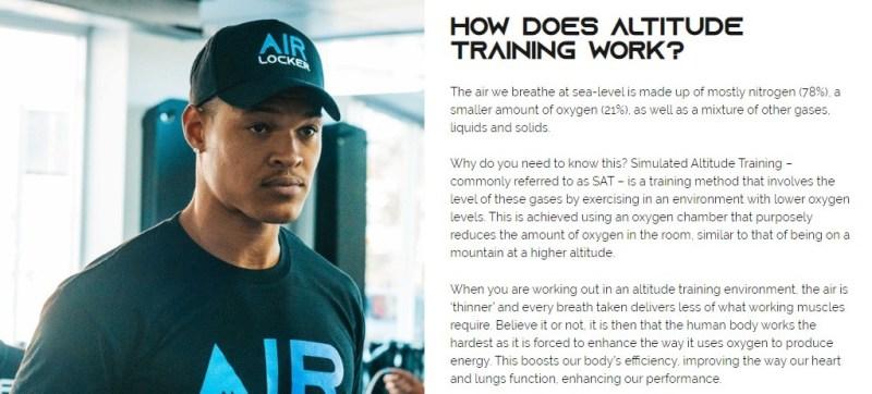 What is Air Locker Training