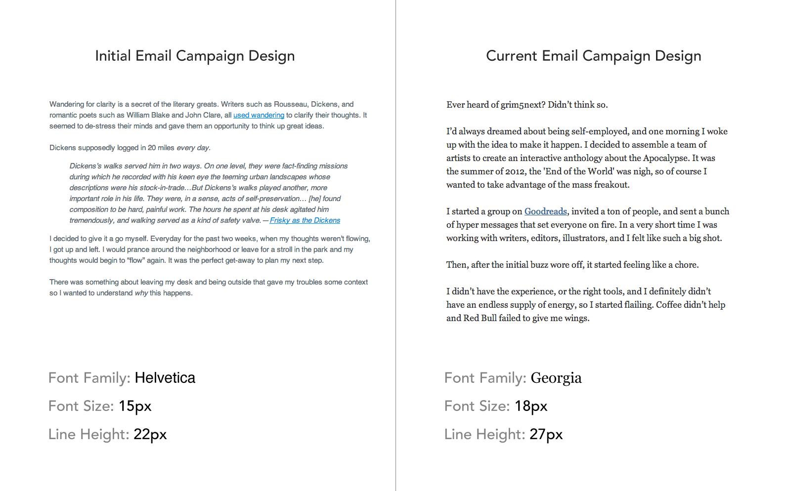 Emailcampaigncomparison