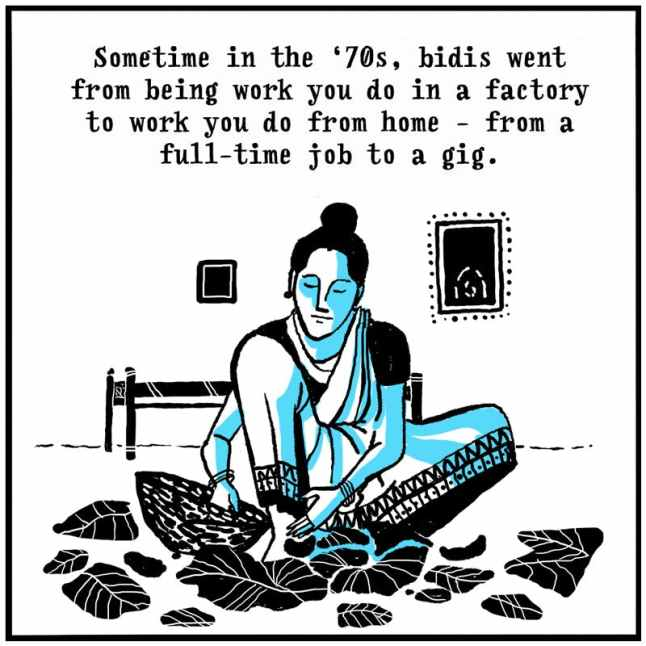 How India's Gig Economy Is Trapping its Workers in the Cycle of Poverty |  The Nib