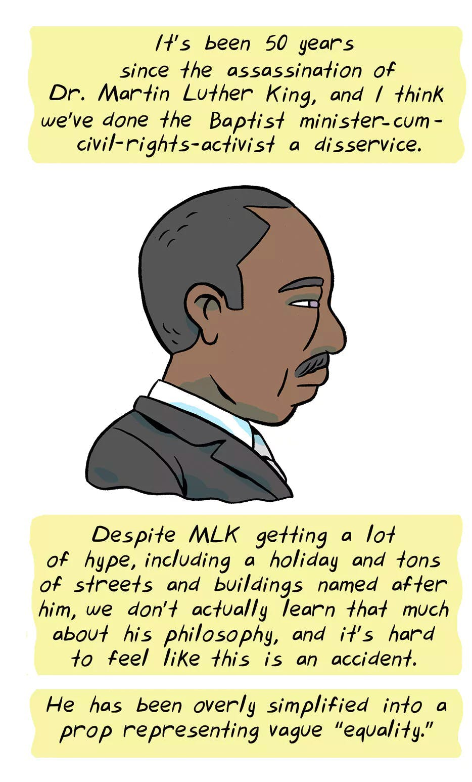 Martin Luther King, Jr. Was More Radical Than You Think